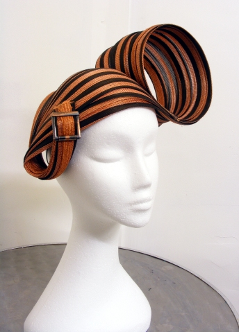 Striped Jinsin Cloche, 2013