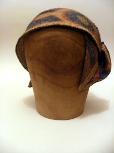 Coffee Sack Cloche, 2015