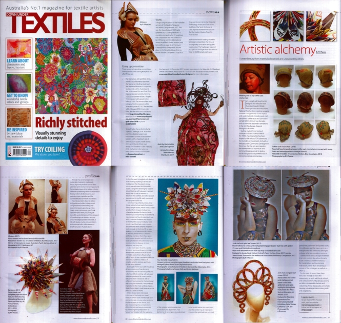 Down Under Textiles Issue 30