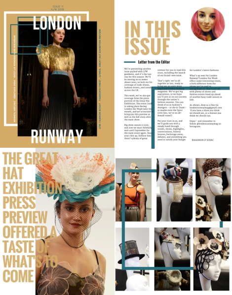 London Runway Issue 11