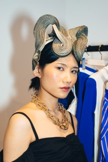 X Terrace PINKO World Garden Hat Exhibition Press Preview115